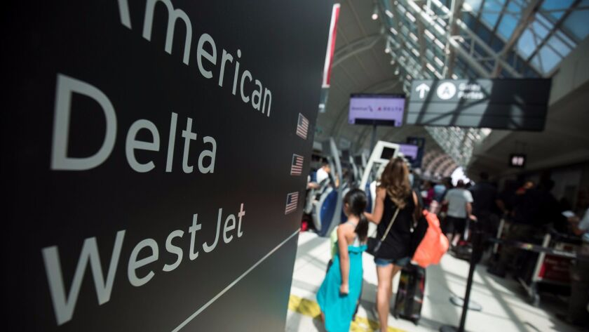 The hunt for airline discounts