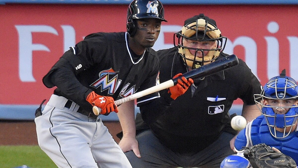 Dodgers Surprised By Ex Teammate Dee Gordon S Drug Suspension Upset With Timing Of Announcement Los Angeles Times