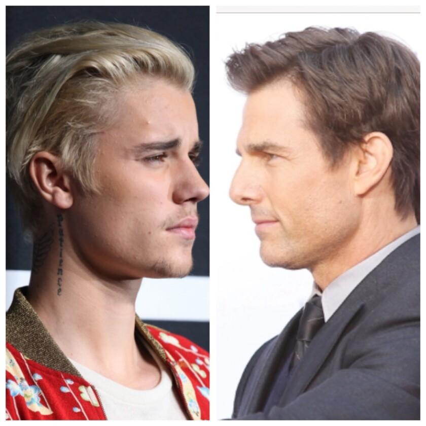 Bieber vs. Cruise