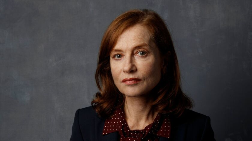 "Isabelle Huppert earned an Oscar nomination for her lead role in the transgressive French film ""Elle."" Huppert finds the film provocative only in that ""truth is provocative."""