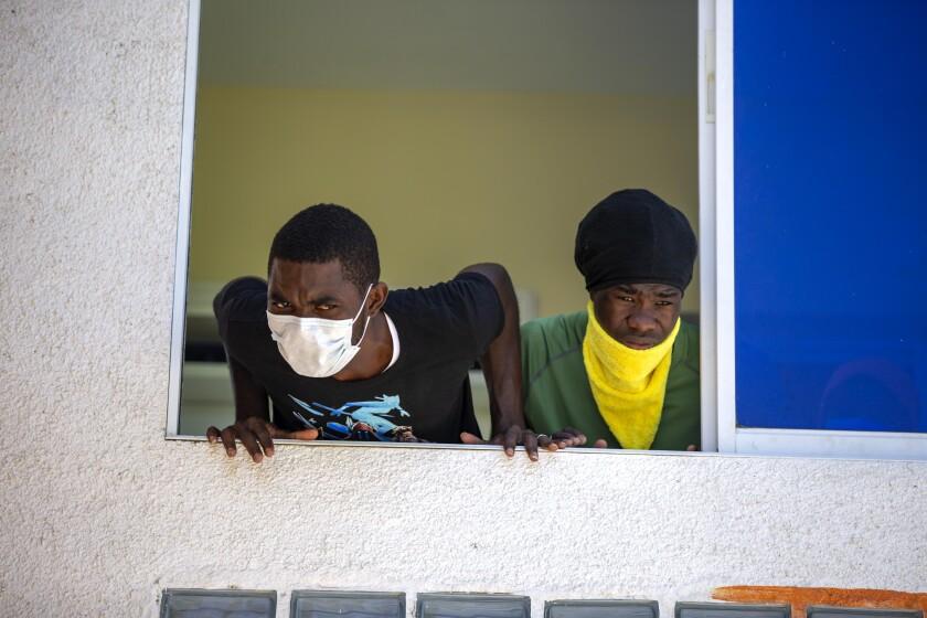 Virus Outbreak Haiti