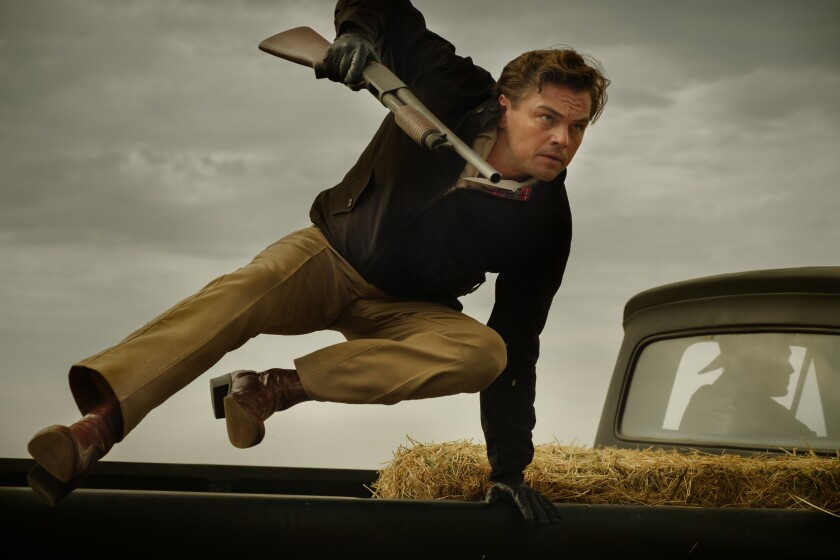 """Leonardo DiCaprio in """"Once Upon a Time ... in Hollywood"""""""