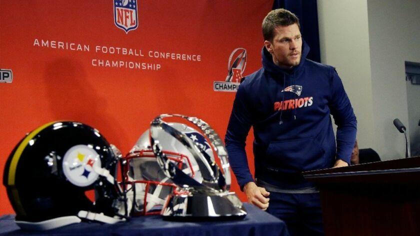 A look at this year's Super Bowl shuffle
