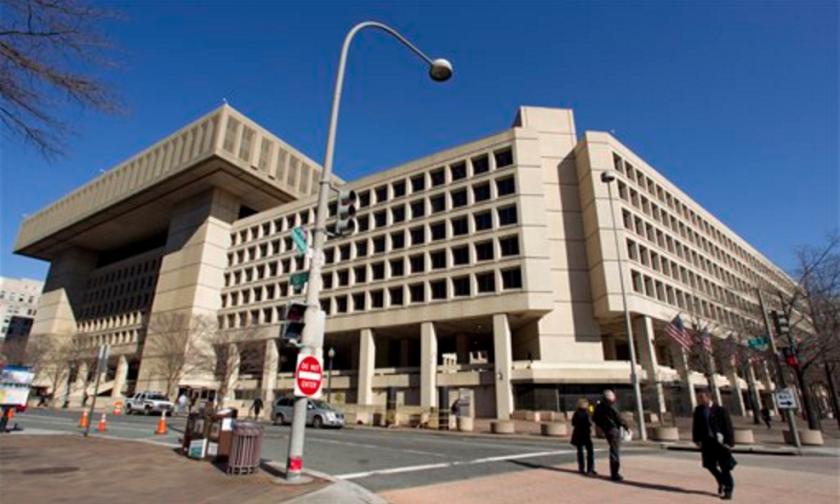 ARCHIVO - Fotografía de archivo muestra la sede del FBI en Washington. (AP Foto/Manuel Balce Ceneta, archivo)