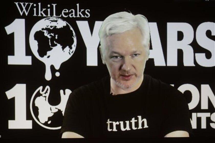 El senador republicano Marco Rubio dijo hoy que no iba a sacar partido de las filtraciones de WikiLeaks sobre la campaña de la candidata demócrata a la Presidencia de EE.UU., Hillary Clinton, porque su partido podría ser el próximo.