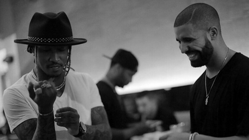 """Future and Drake released a collaborative album titled """"What a Time to Be Alive"""" with just 24 hours notice."""