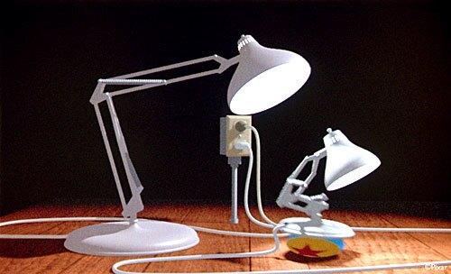 Lighting up animation