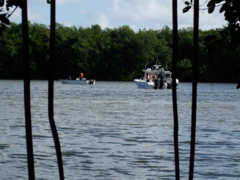 Encuentran chancla de unos de los cuatro desaparecidos en el mar en P.Rico
