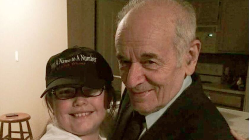Nazi concentration camp survivor Alter Wiener and Oregon schoolgirl Claire Sarnowski were eight deca
