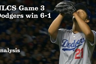 Can the Dodgers sweep the Cubs?