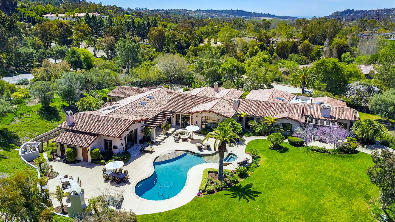 Home of the Week, 17555 Ranchito Del Rio, Rancho Santa Fe