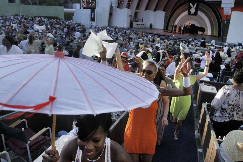 Critic's Pick: The Playboy Jazz Festival at the Hollywood Bowl