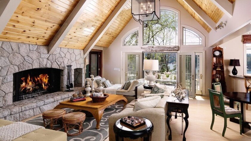 Dr. Andrew Ordon's Lake Arrowhead home | Hot Property