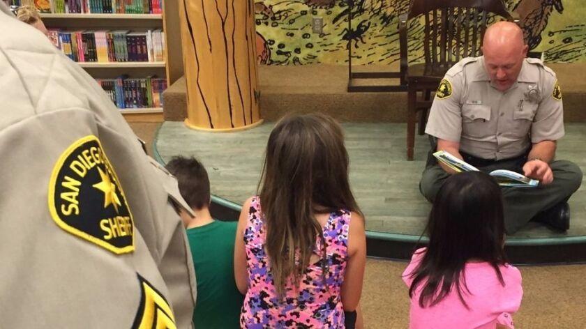Sheriff's community events