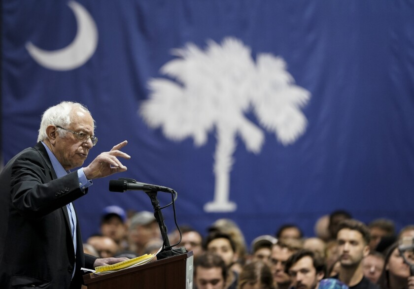Four years ago, South Carolina snubbed Bernie Sanders. A lot has changed