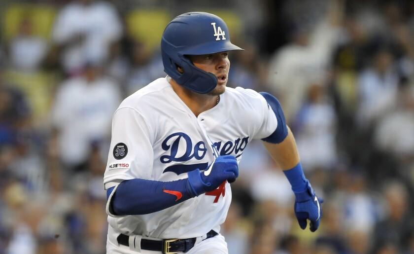 Dodgers baseball
