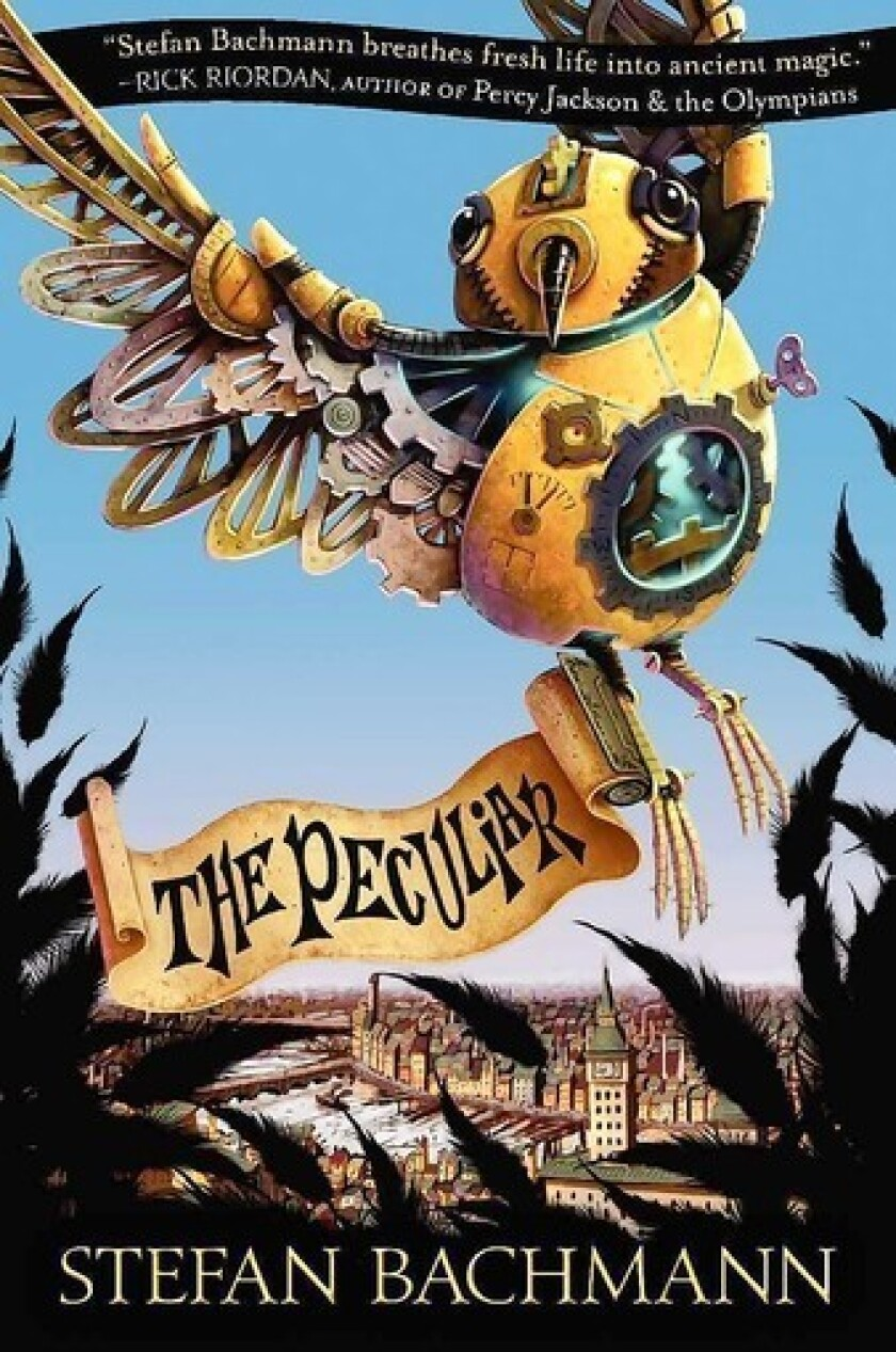 Not Just For Kids: 'The Peculiar' by Stefan Bachmann is a fantastical tale