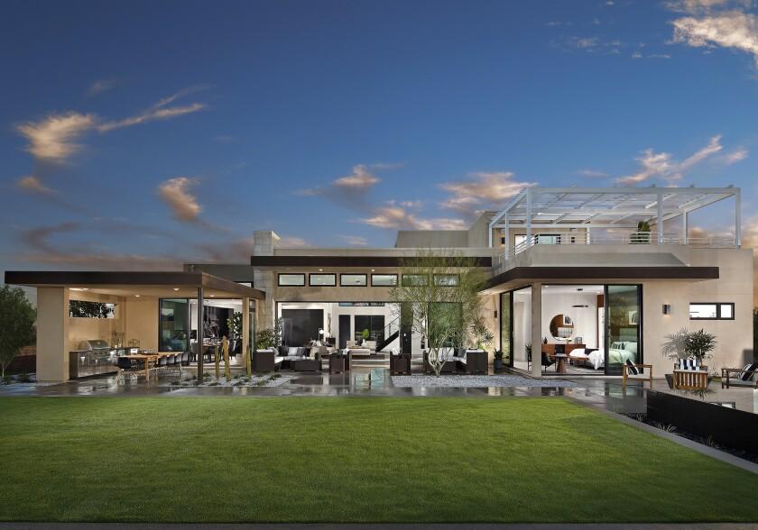 Vista Santa Fe by Pardee Homes, San Diego, CA, 2/13/19.