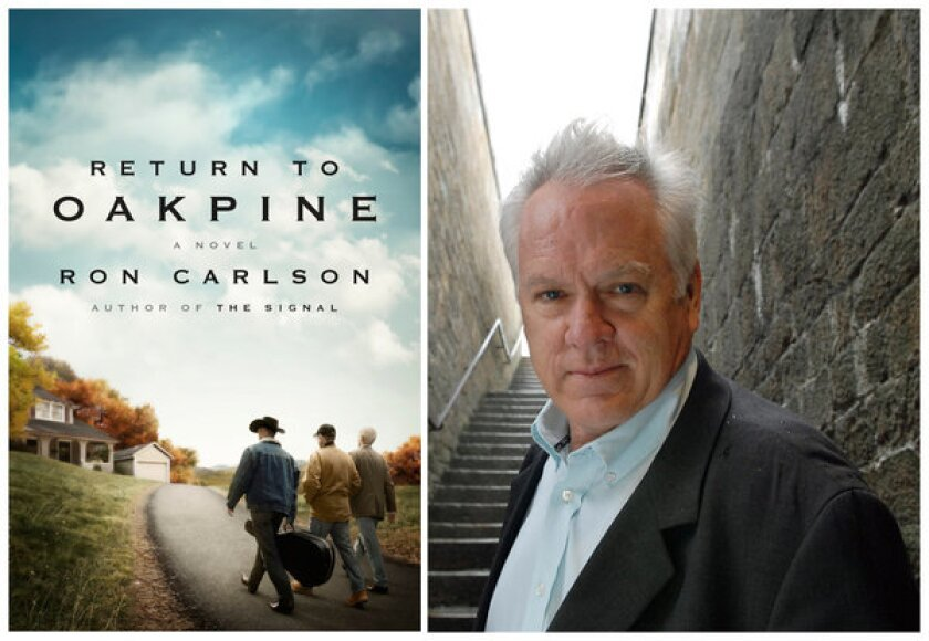 """Return to Oakpine"""