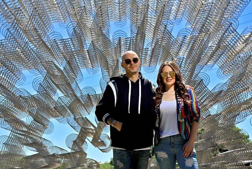 Los hermanos Jesse y Joy no hacen canciones políticas, pero se encuentran involucrados en causas a favor de los inmigrantes y de la comunidad hispana en EE.UU.