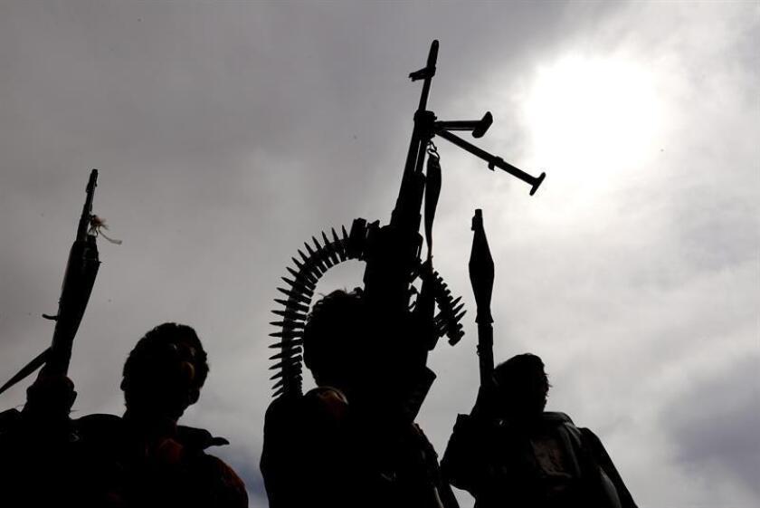 Tres presuntos líderes de Al Qaeda fueron abatidos a finales del año pasado en una serie de ataques aéreos llevados a cabo por las Fuerzas Armadas de Estados Unidos en Yemen, informó hoy el Mando Central (CENTCOM), encargado de las operaciones militares en Oriente Medio. EFE/Archivo