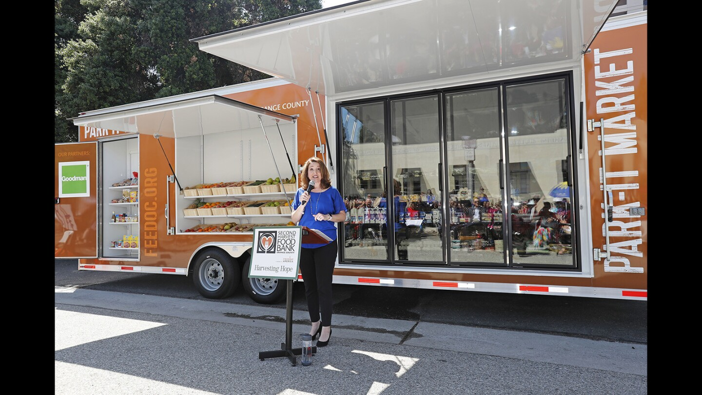 Photo Gallery: Park-It Market by Second Harvest Food Bank Orange County