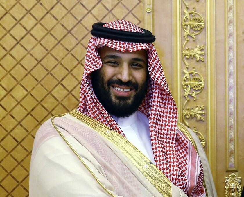 Saudi Crown Prince Mohammed bin Salman was implicated in the grisly murder of Washington Post journalist Jamal Khashoggi in 2018. He is in line to inherit his father's kingdom.