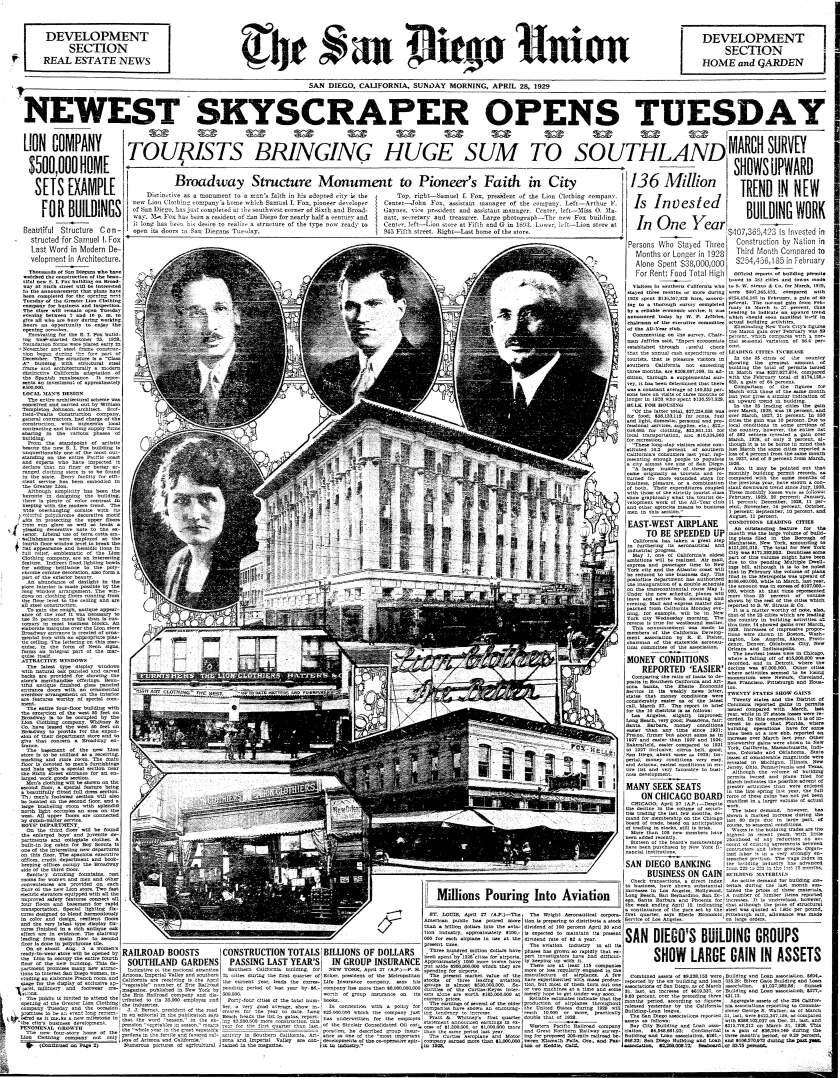 April 28, 1929