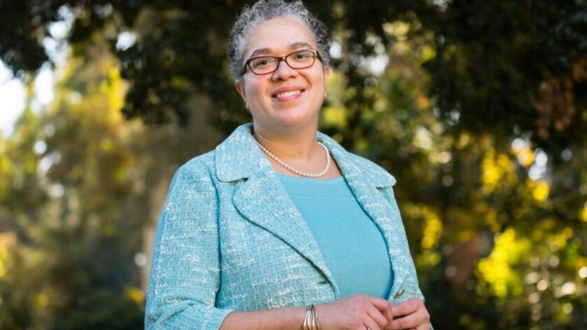 G. Gabrielle Starr, a highly regarded scholar of English literature whose work reaches across neuroscience and the arts, has been selected as the 10th president of Pomona College.
