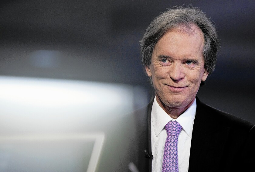 Bill Gross' departure last week came after clashes with other executives at Pimco.