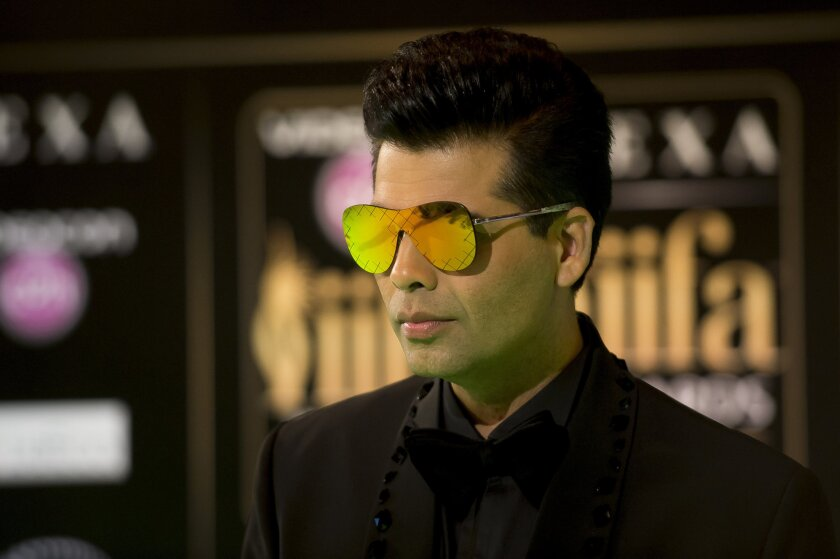 "Karan Johar, director of the Bollywood film ""Ae Dil Hai Mushkil,"" was forced to promise he no longer would work with Pakistani actors."