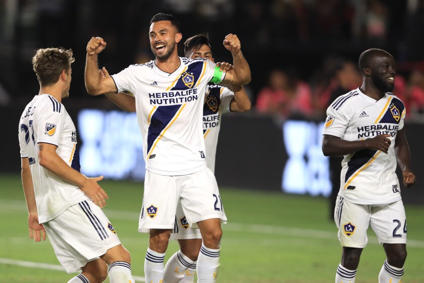 Club Tijuana v Los Angeles Galaxy: Quarterfinal - 2019 Leagues Cup