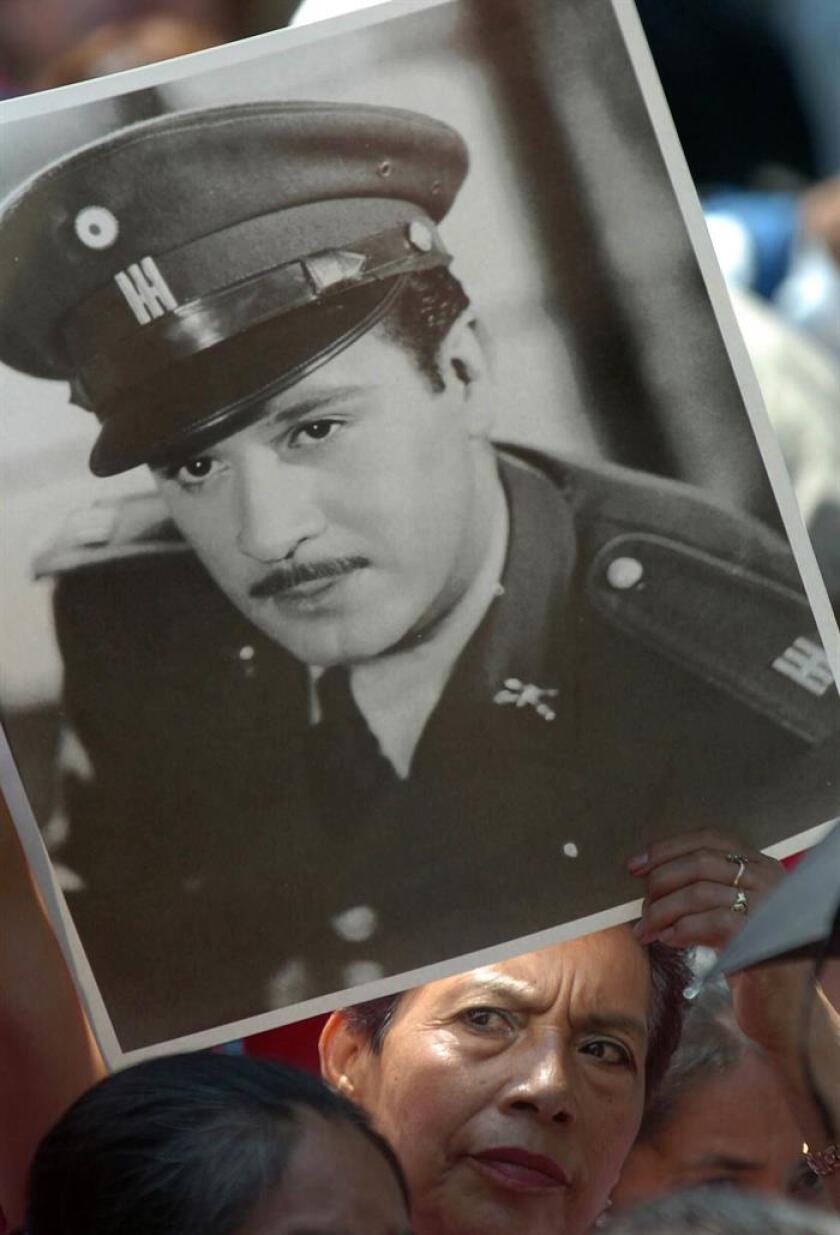 Nueva York se ha sumado a los homenajes por el centenario del nacimiento del actor y cantante mexicano Pedro Infante, que a 60 años de su muerte sigue generando pasión entre sus seguidores. EFE/ARCHIVO