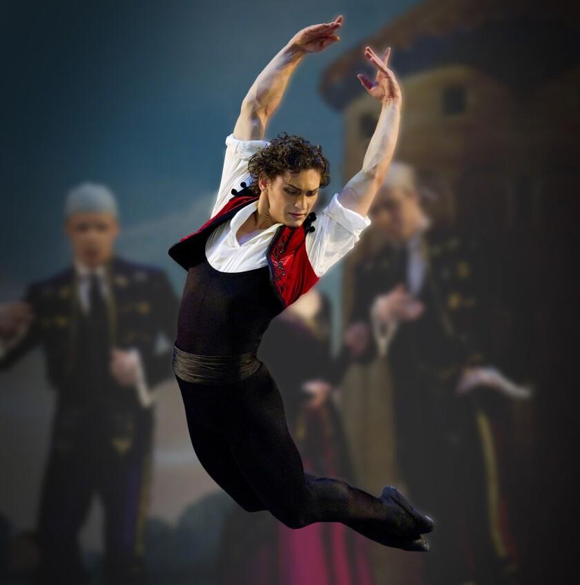 Mikhailovsky Ballet - Ivan-Vasiliev in Don Quixote