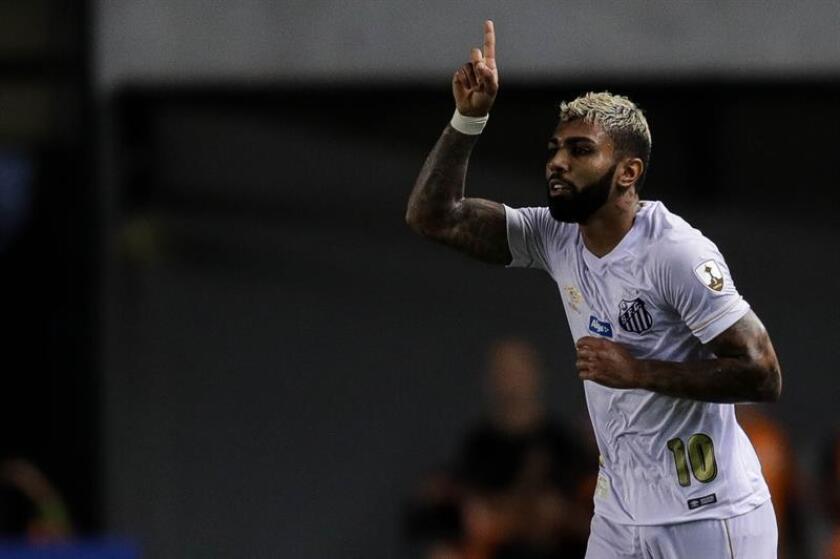 Flamengo e Inter de Milán llegan a un acuerdo para la cesión de 'Gabigol'