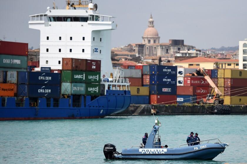 Migrant Boat Shipwreck