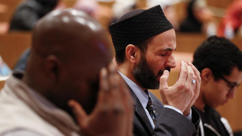 La comunidad musulmana se mantiene en alerta ante los ataques que se han aumentado con la aparición de Donald Trump en la escena política.