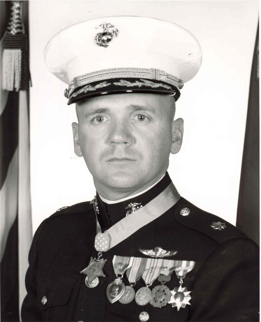 Robert Modrzejewski received the Medal of Honor for his actions on July 15, 1966, during the Vietnam War.