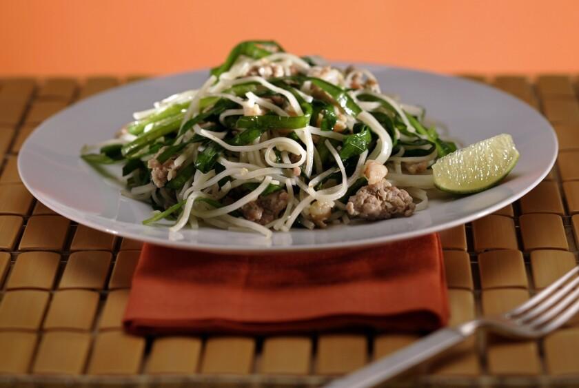 Opium-laced noodles