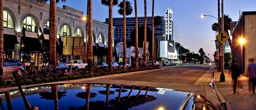 Culver City is a popular place for young professionals to live in Southern California.