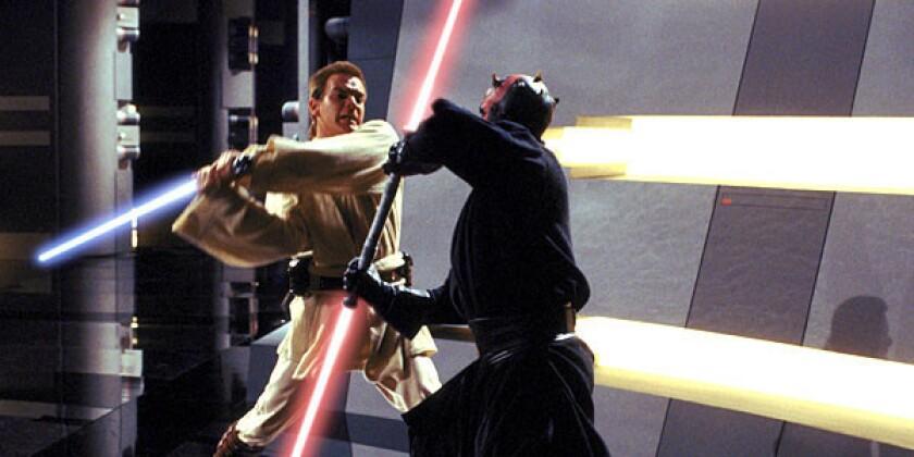 """Star Wars - Episode I: A Phantom Menace."""