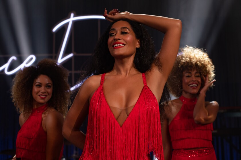 """Tracee Ellis Ross stars in """"The High Note."""""""