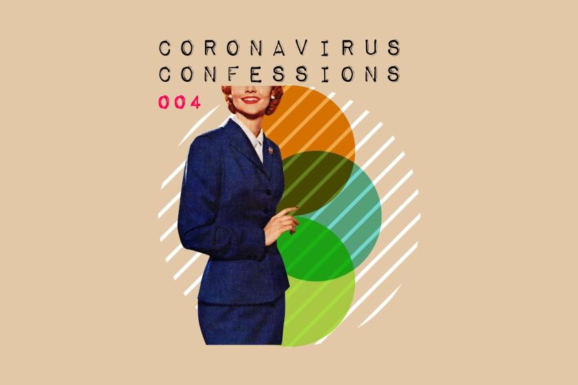 'The pandemic has forced an end to the affair': Coronavirus secrets