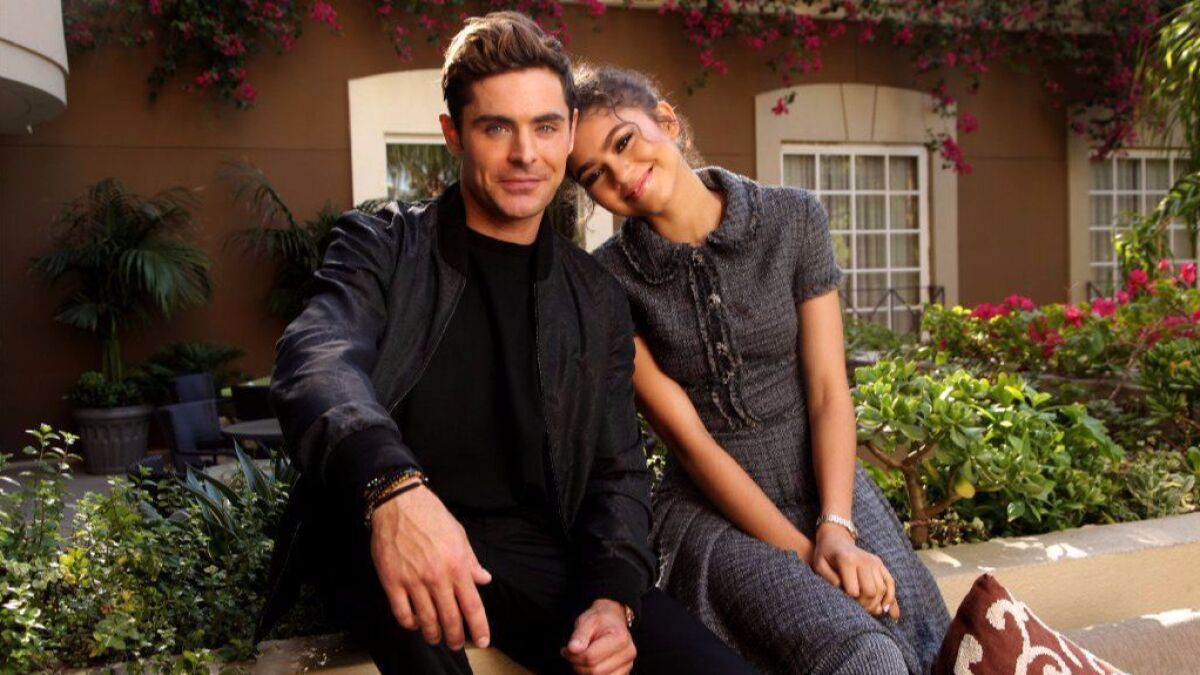 Zac Efron And Zendaya Bring Romance And A Standout Duet To The