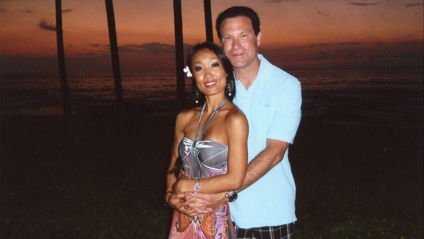 Jonah Shacknai and girlfriend Rebecca Zahau. Shacknai family photo