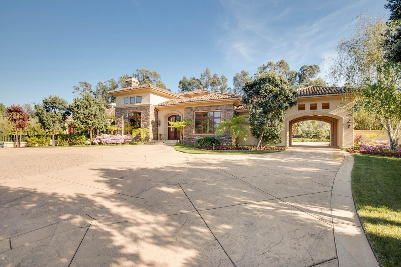 Jeff Fisher's Camarillo home | Hot Property