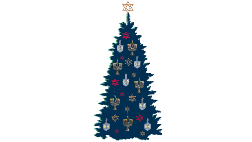 Jews Christmas Trees.Christmas Day For Jewish People It S Beginning To Look A