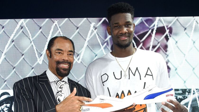 "PUMA Signs First Ever Life Long Contract With Basketball Legend Walt ""Clyde"" Frazier"