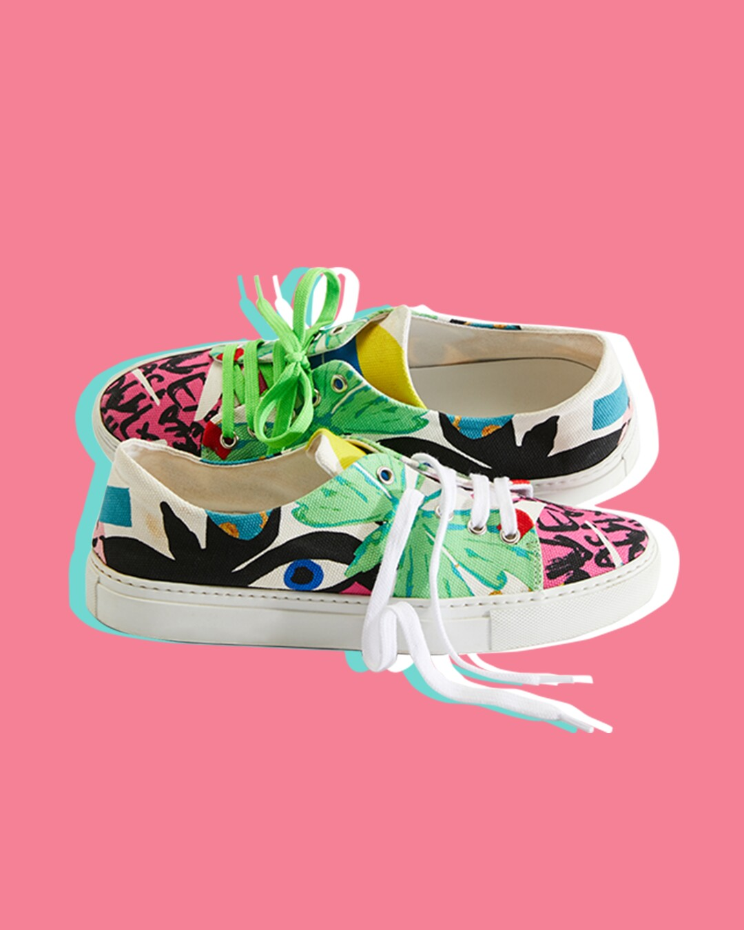 Weekend Max Mara spring/summer 2021 cotton sneakers
