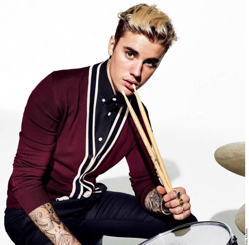 Exhiben ropa de Bieber en museo